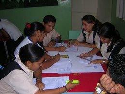 Grupo # 2 Discusión entre los asociados de la Cooperativa Coompumat