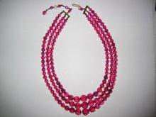 Michele Pfieffer's Pink Necklace!