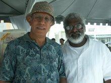 From Left, Dato' (Dr.) Anwar Fazal & Dr. M. Nadarajah