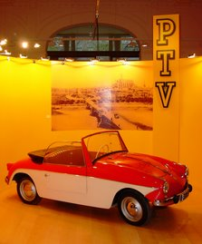 PTV, the best microcar,