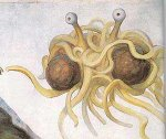 Destroy all sky gods and shoot down every flying spaghetti monster the neighbors see.
