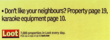 Loot - Neighbours