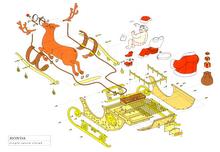 Honda - Christmas Card
