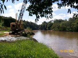 Abastecimento de água para Campinas, SP. Sistema ETA-4.