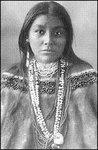 Mujer apache.