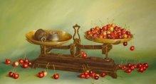 Cerezas... cerezas... muchas cerezas (autor García-Prieto)