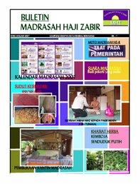 Buletin Madrasah Haji Zabir