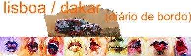Lisboa Dakar (diário de bordo)