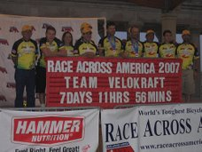 RAAM finishers