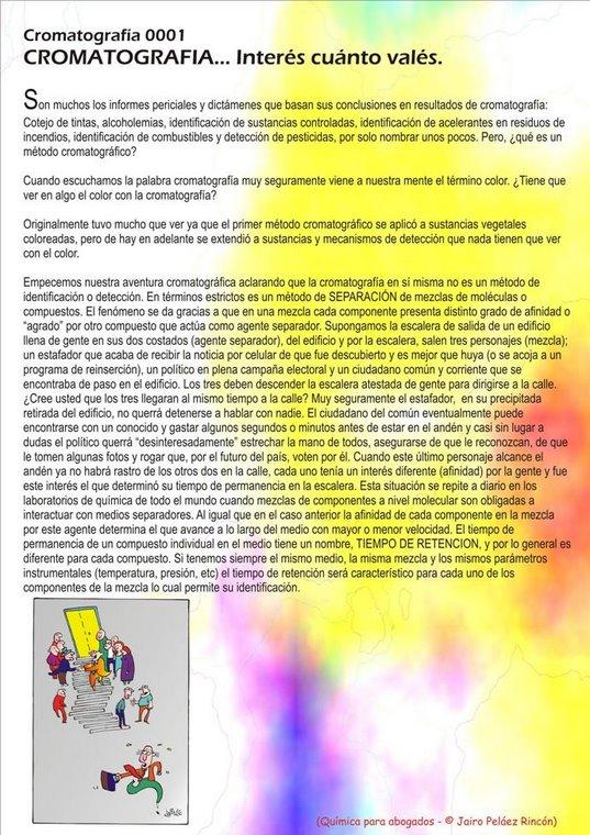 Cromatografía 001