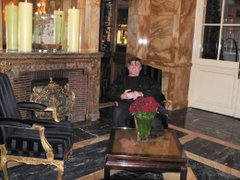 Hôtel Le Crillon ; mon élément naturel...