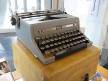 Herb Caen's Typewriter