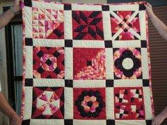 mi primer quilt
