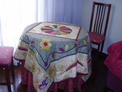 tapete mesa camilla
