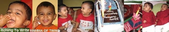 Mamma of Twins