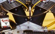 Paul Burhkart 4130 Chromoly Cylinders