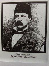 TEODOR KASAP    (1835-1905)