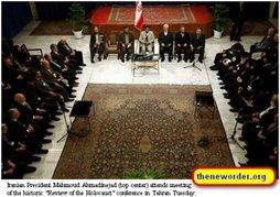 holokauszttagado konferencia iranban !