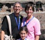 Steve, Dana, and Maria