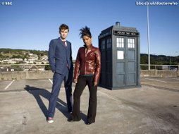 Doctor who is fantastic.
