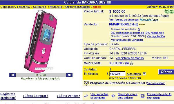 Imagen publicada por Infobae.com