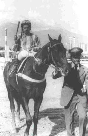 Tovar y Tio Cheo luego de ganar el Vargaz de 1986