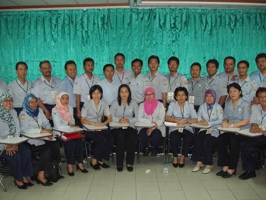 Peserta ATLS dari KKP se-Indonesia