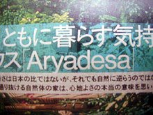 In the Magazine  from Japan: