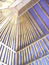 Traditional Roof: