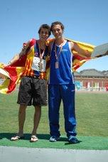 Toni Abadia y Oriol Bonet