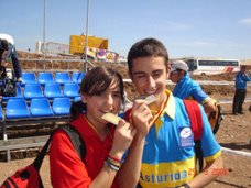 Carlos Alonso y Ana Chico