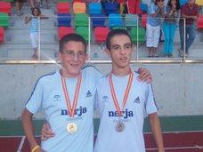 Ruben Espejo y Sami Nawar