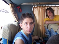 Oscar Fuertes y Raul pelos;)