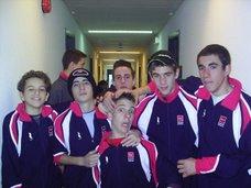 Los Madrileños (Jaime, Ivan, Fran, Raul, Jorge y yo)