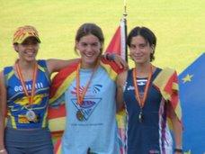 Irene Lorenzo, Esther Guerrero y Henar Bujo