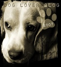 «DOG LOVER BLOG» AWARD