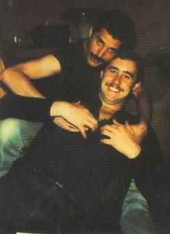"""Peter """"Phoebe"""" y Freddie"""