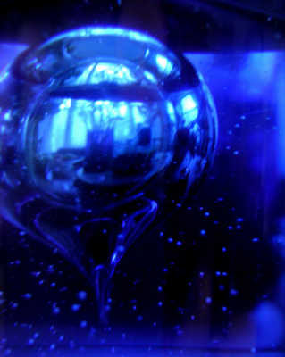 blue bubble #1