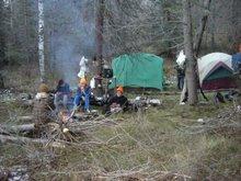 Colorado Elk Camp 2006