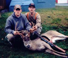 "Brad""s Big Buck ..."
