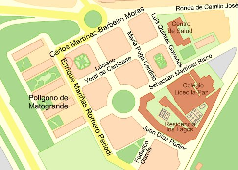 PLANO DE MATOGRANDE