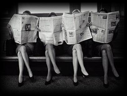 O papel do jornal é ser necessário. Sua missão é perceber oportunidades e tornar-se imprescindível