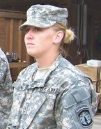 Corporal Michelle Ring - United States Army