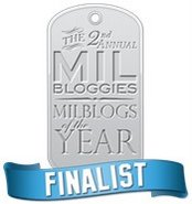 Milbloggie Finalist 2007