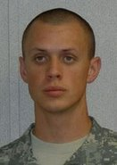 Specialist Joseph Kenny ~ United States Army
