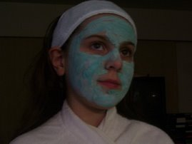 ~Hannah in a Masque~