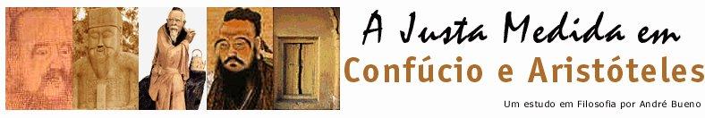 Confúcio e Aristóteles
