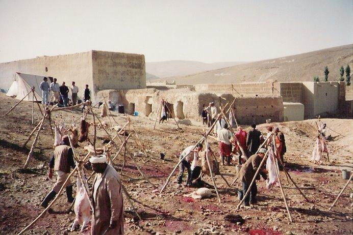 Imichil, pueblo bereber perdido al final de la ruta de las gargantas del Todra.