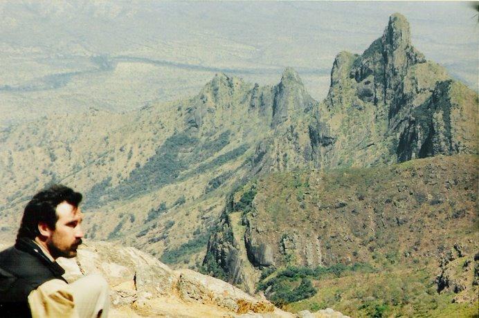 Nilggiri  Hills (Udaga mandalam) 2637m..pocos pero intensos.