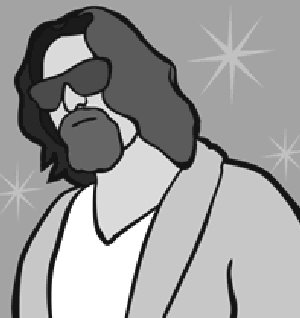 The Dude abides....